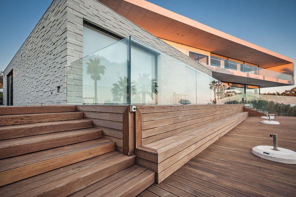 Deck em madeira