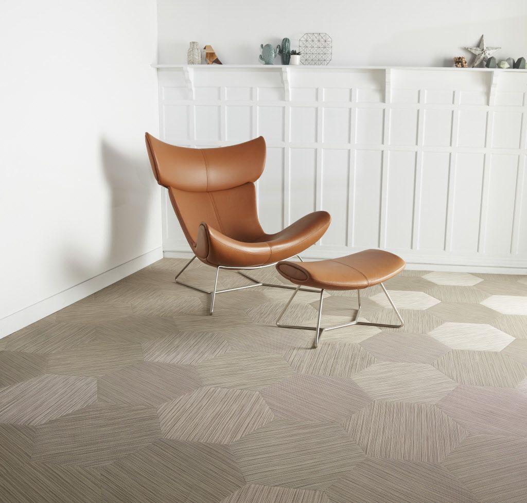 Faites votre plancher à un objet de décoration avec le laboratoire de forme