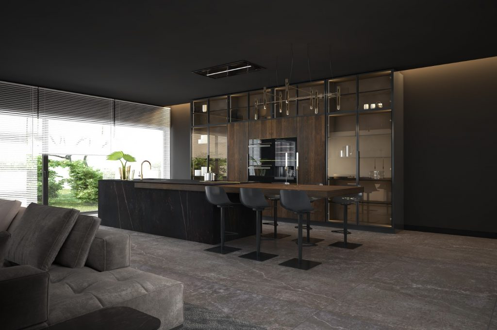 Kitchens VELL - TAILOR-MADE Line